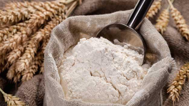 Fornitura farine per ristoranti