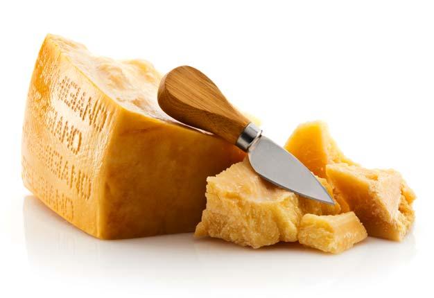 Fornitura formaggi e latticini per ristoranti: Parmigiano Reggiano