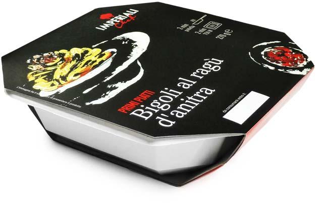 Fornitura piatti pronti multiporzione per ristoranti: primi piatti