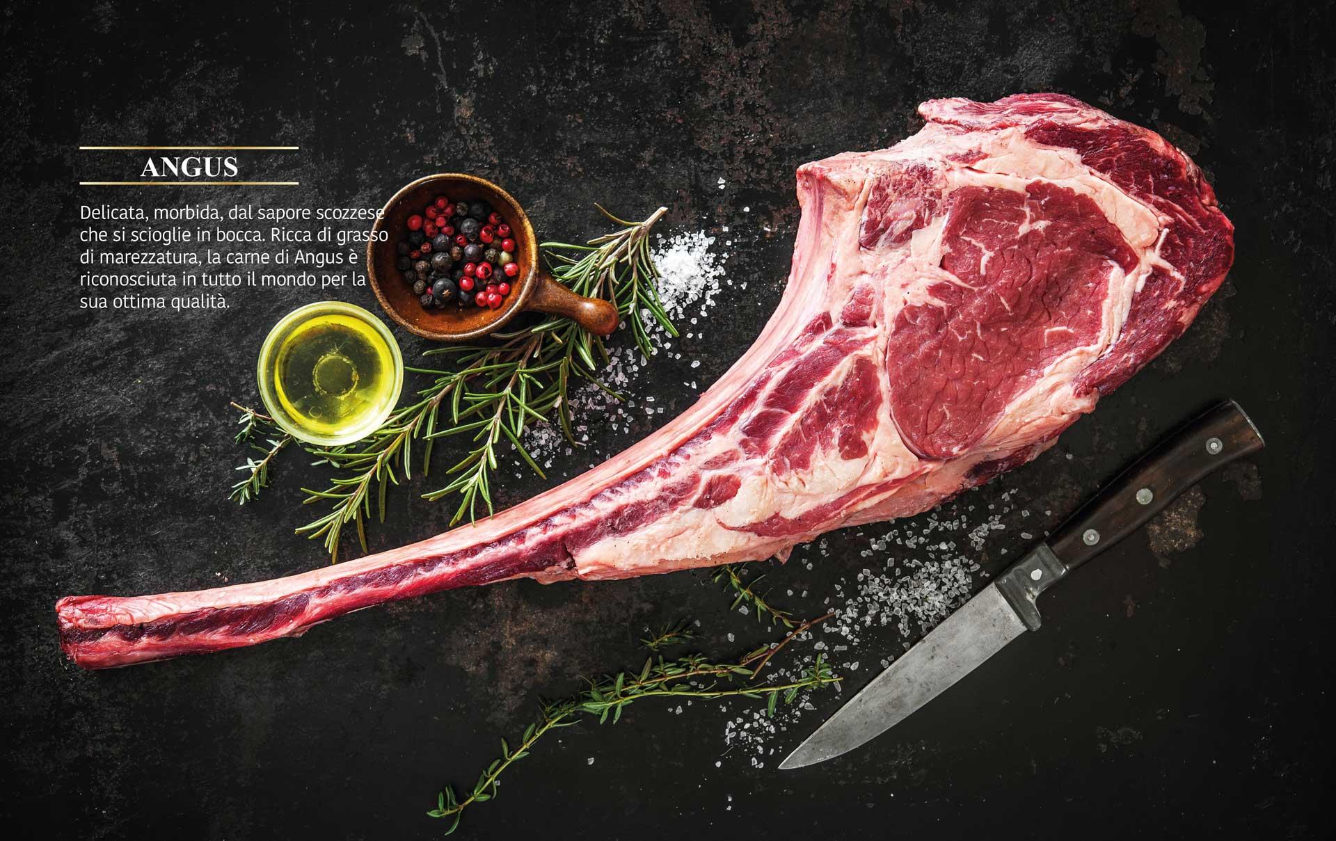 IMES: carne di Angus scozzese